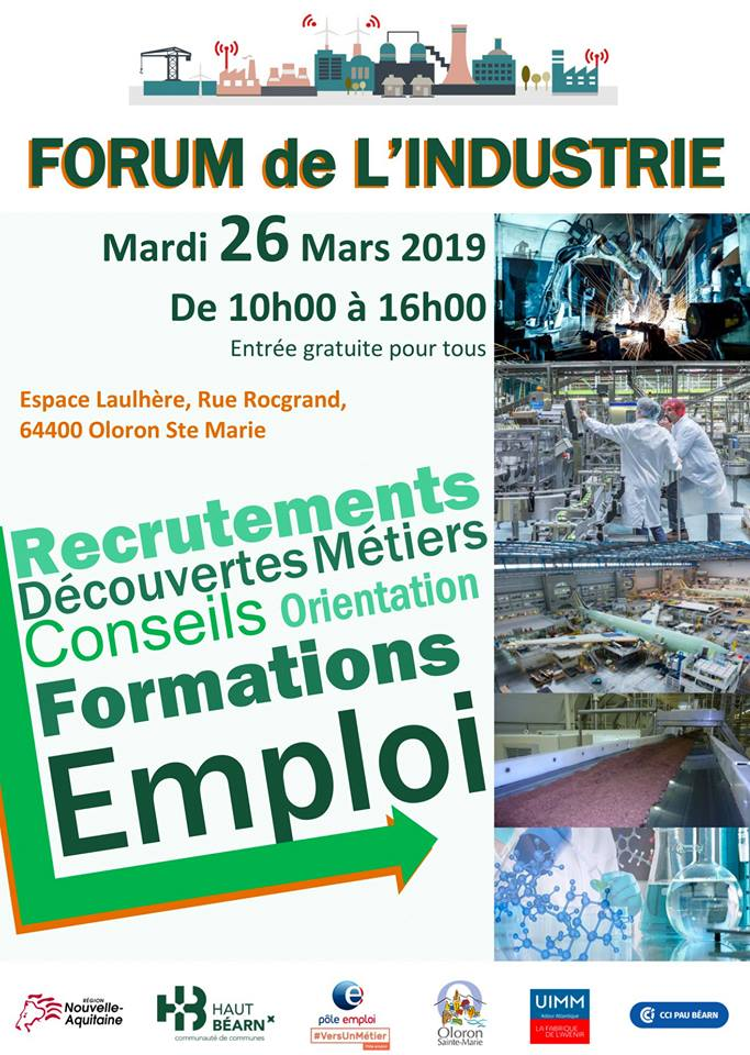 Forum Industrie 29 03 2019